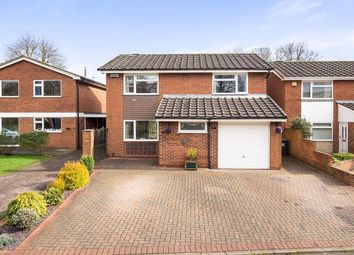 Thumbnail 4 bed detached house for sale in Tilstock Court, Watnall, Nottingham