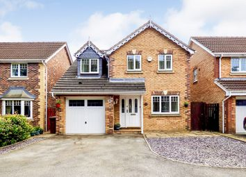 Thumbnail 4 bed detached house for sale in Arran Way, Rothwell
