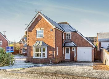 Thumbnail 4 bed detached house to rent in Needham Drive, Cranage, Crewe