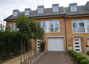 Thumbnail 4 bedroom town house to rent in Salisbury Road, Worcester Park