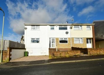 Thumbnail 2 bed terraced house for sale in Foel View Close, Llantwit Fardre, Pontypridd