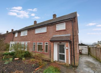 Thumbnail 3 bed semi-detached house for sale in Chesterton Drive, Merstham, Surrey