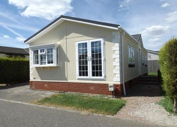 Thumbnail Mobile/park home for sale in Eye Road, Eye, Suffolk