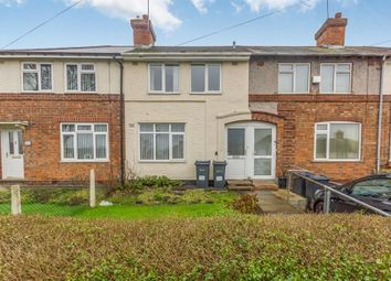 Thumbnail 2 bed terraced house to rent in Hazelville Road, Hall Green, Birmingham