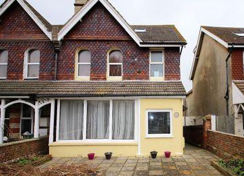 Thumbnail 2 bed maisonette for sale in Willingdon Road, Eastbourne