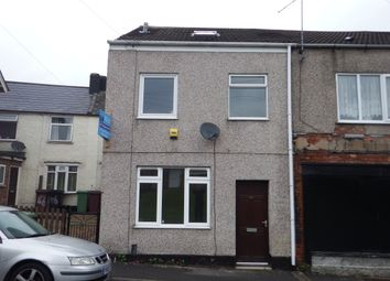 Thumbnail 3 bed terraced house to rent in Church Street, South Normanton