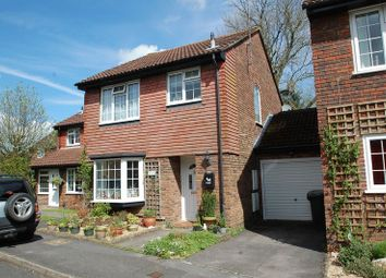 Thumbnail 3 bed link-detached house for sale in Longmead, Liss
