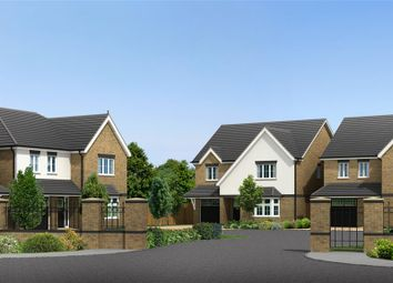Thumbnail 4 bed detached house for sale in Park Lane, Allerton Bywater, Castleford