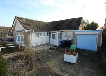 2 bed detached bungalow for sale in Cheriton Way, Rushmere, Northampton NN1