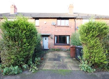 Thumbnail 2 bedroom terraced house to rent in Miles Hill Crescent, Meanwood, Leeds