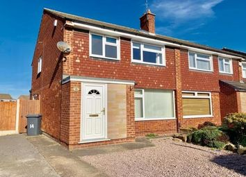 Thumbnail 3 bed semi-detached house to rent in Westerham Road, Nottingham