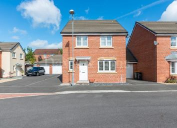 Thumbnail 4 bedroom detached house for sale in Maplewood, Langstone, Newport.