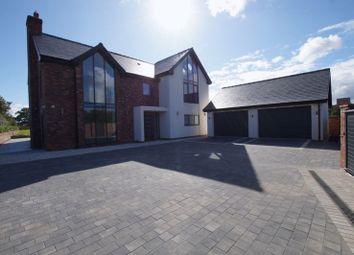 Thumbnail 5 bed detached house for sale in Mulberry House, Llyndir Lane, Rossett