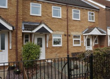 Thumbnail 2 bed terraced house for sale in Pinewood Avenue, Whittlesey