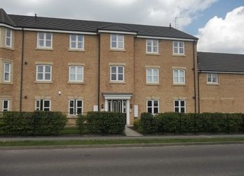 Thumbnail 2 bed flat to rent in Adlington Mews, Gainsborough
