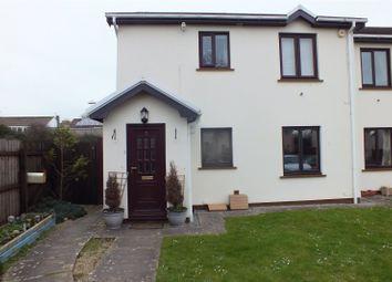 Thumbnail 2 bed flat for sale in Park Avenue, Kilgetty, Pembrokeshire