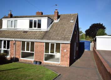 Thumbnail 2 bed semi-detached bungalow to rent in Cleveland Grove, Wakefield