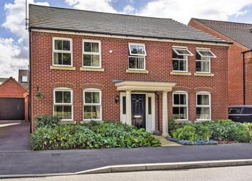 Thumbnail 4 bed detached house to rent in Chilworth Way, Sherfield-On-Loddon, Hook