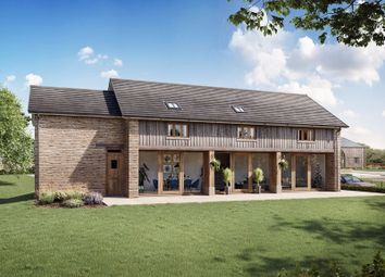 Thumbnail 4 bed detached house for sale in The Tannery, Dowmans Farm, Coberley, Cheltenham