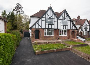 Thumbnail 3 bed semi-detached house for sale in Great Tattenhams, Epsom