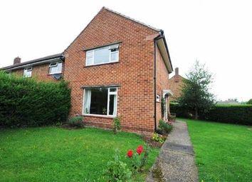 Thumbnail 2 bed end terrace house for sale in Queens Court, Bingham, Nottingham, Nottinghamshire
