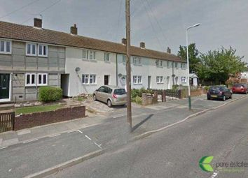 Thumbnail 3 bedroom flat to rent in Lodge Lane, Collier Row, Romford