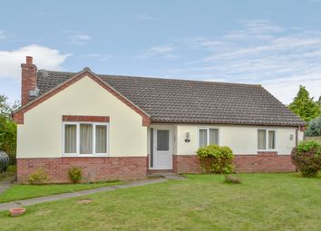 Thumbnail 2 bedroom detached bungalow for sale in Samuel Vince Road, Fressingfield, Eye