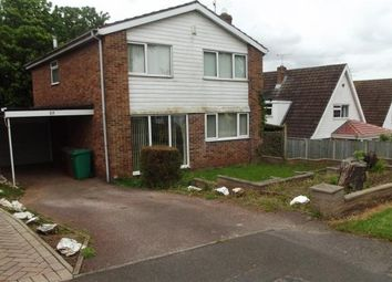 Thumbnail 4 bed property to rent in Fabis Drive, Nottingham