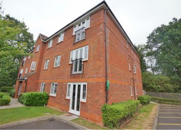 Thumbnail 2 bed flat for sale in Merrick Close, Stevenage
