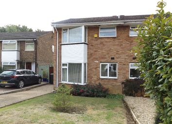 Thumbnail 3 bed semi-detached house to rent in Mackenzie Road, Raunds, Northamptonshire