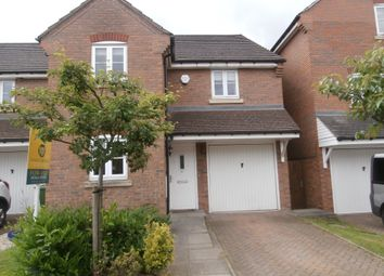 Thumbnail 4 bed detached house for sale in Lint Meadow, Hollywood, Birmingham