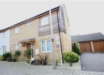 Thumbnail 3 bed property to rent in Flexerne Crescent, Ashland, Milton Keynes