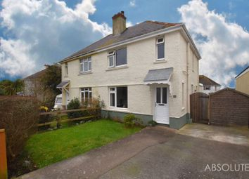 3 bed semi-detached house for sale in Lytes Road, Brixham TQ5