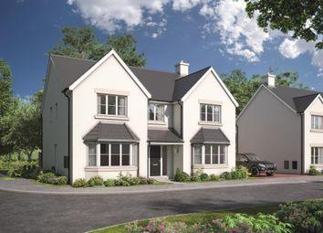 Thumbnail 5 bed detached house for sale in Poplar Lane, Wickwar, Wotton-Under-Edge
