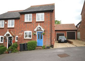 Thumbnail 3 bed end terrace house to rent in St. Andrews View, Milborne St. Andrew, Blandford Forum