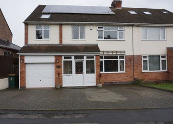 5 bed semi-detached house for sale in Leigh Avenue, Coventry CV3