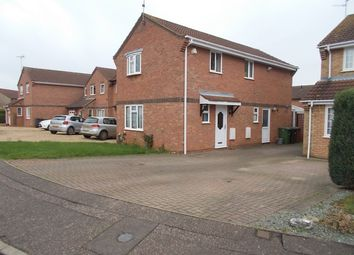 Thumbnail 3 bedroom detached house to rent in Wycliffe Grove, Peterborough