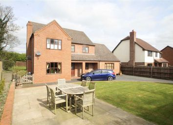 Thumbnail 4 bed detached house for sale in Halfway House, Shrewsbury