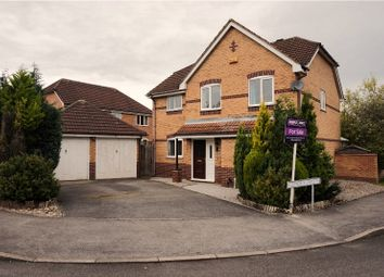 Thumbnail 4 bed detached house for sale in Colindale Gardens, Nuthall