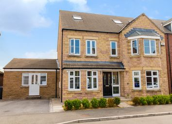 Thumbnail 5 bed detached house to rent in Tatton Lane, Thorpe, Wakefield