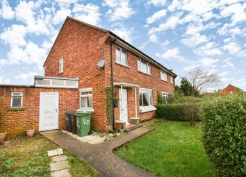 Thumbnail 3 bed semi-detached house for sale in Thurlby Crescent, Lincoln