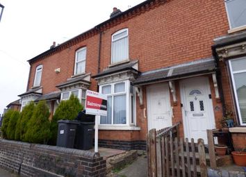 Thumbnail 2 bed terraced house for sale in Lincoln Road, Acocks Green, Birmingham, West Midlands