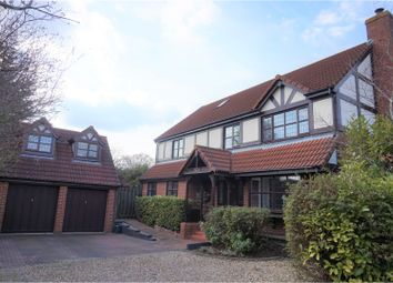 Thumbnail 4 bed detached house for sale in Scotch Firs, Wavendon Gate