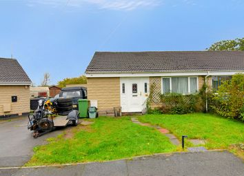 Thumbnail 3 bed semi-detached bungalow for sale in Mendip Drive, Mendip, Somerset