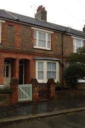 Thumbnail 3 bed terraced house to rent in High Street Tarring, Worthing