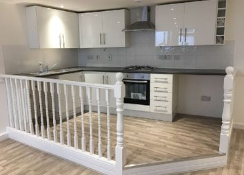 Thumbnail 3 bed flat to rent in New Cavendish Street, London