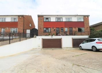 Thumbnail 5 bed semi-detached house to rent in Darnley Road, Gravesend