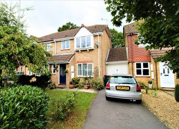 Thumbnail 3 bed semi-detached house for sale in Vancouver Drive, Crawley, West Sussex.