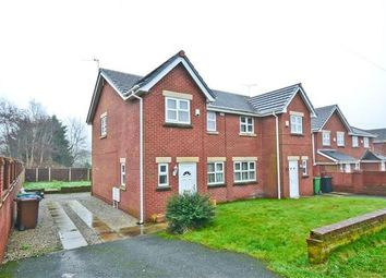 Thumbnail 3 bed semi-detached house for sale in Durham Street, Wigan
