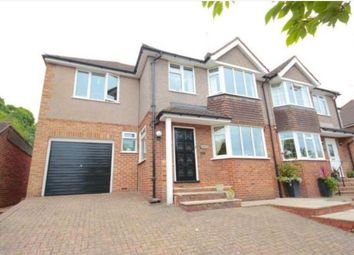 Thumbnail 5 bed property to rent in Croham Valley Road, Selsdon, South Croydon